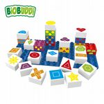 BiOBUDDi - Learning Symbols - Eco Friendly Block Set - 27 Blocks